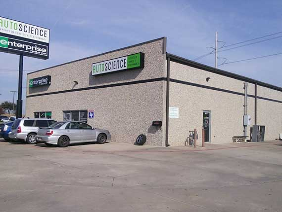 Auto Science - auto repair shop in Lewisville